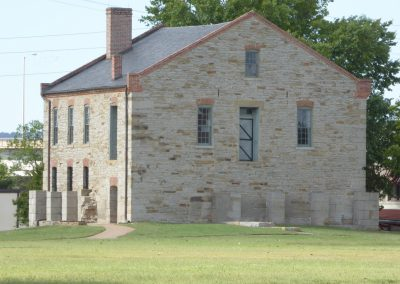 2014_Fort_Smith_Historical_Park Oldest Building Photo