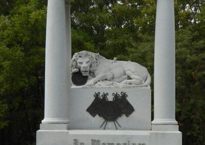 Confederate Cemetery Photo