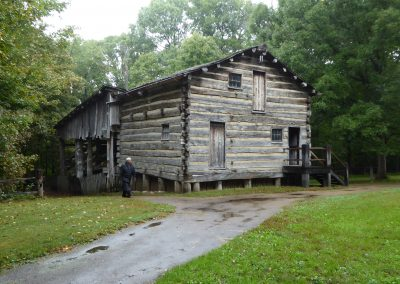 2016 New Salem Carding mill