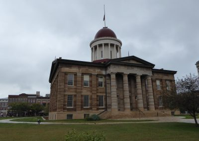 Old State Capitol Building Photo