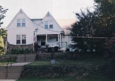 President-Bill-Clintons-boyhood-home---Hot-Springs-Ark